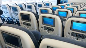 British Airways World Traveller Economy