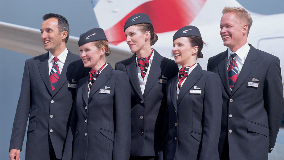 Image result for british airways uniform