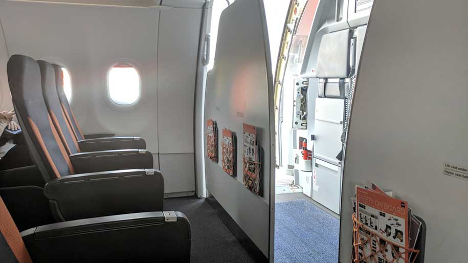 Easyjet To Fit New Lightweight Recaro Seats Business