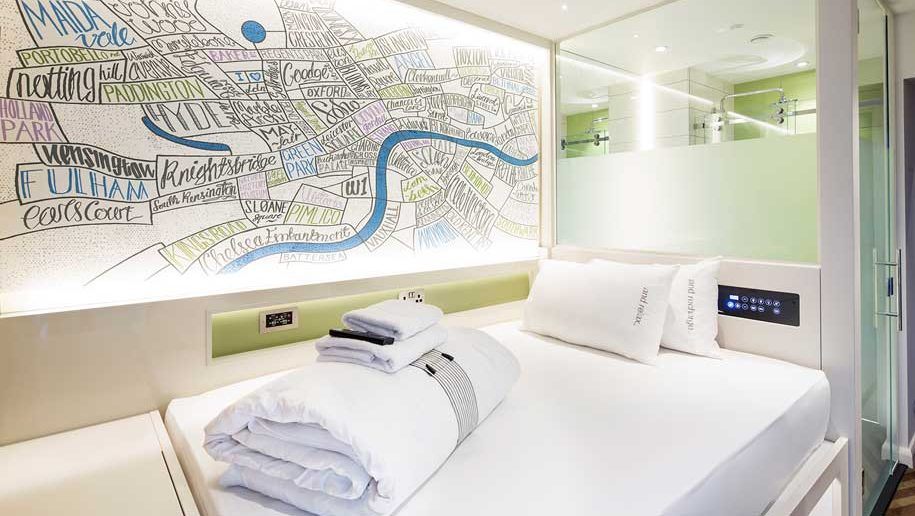 Hub by Premier Inn opens next to London's West Brompton station - business traveller