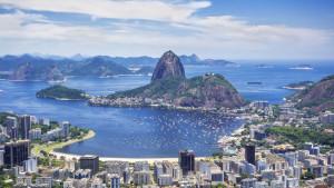 Rio and Sugarloaf mountain