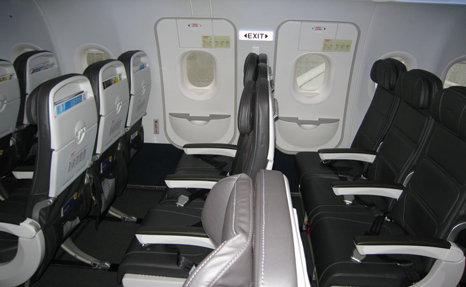 Flight Review British Airways A320 Club Europe