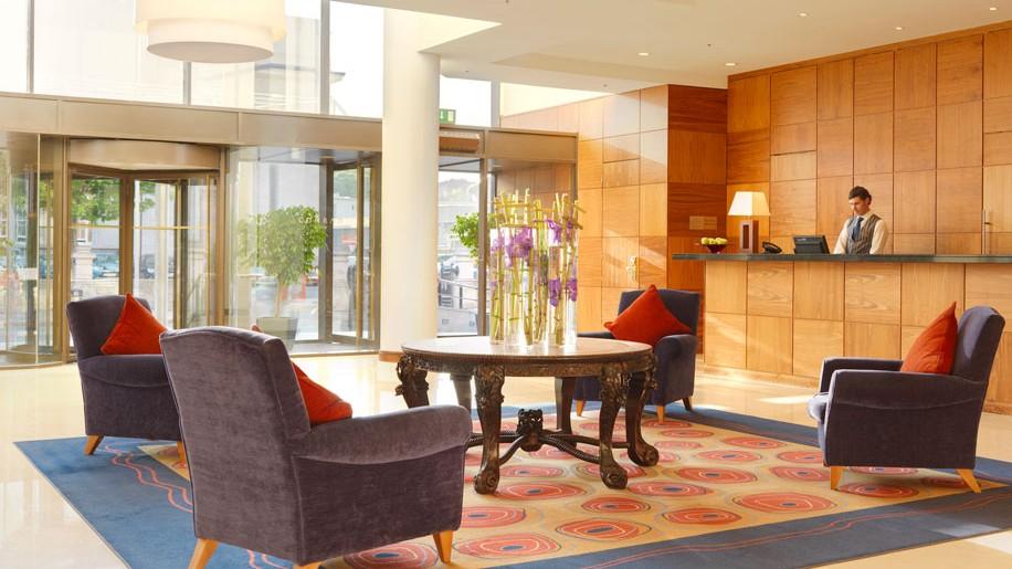 hotel check conrad dublin business traveller. Black Bedroom Furniture Sets. Home Design Ideas