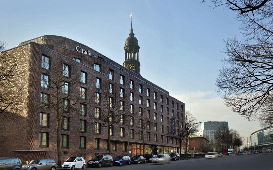 Hotel Citadines Hamburg