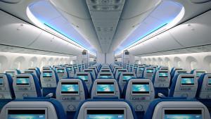 LOT Polish Economy Class Dreamliner 3