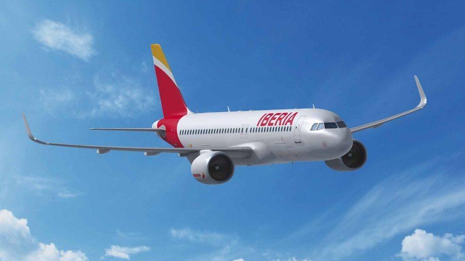 Iberia A320 neo