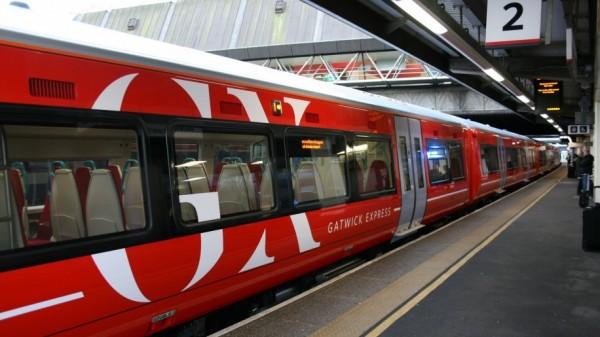 Gatwick Express new 387 2s