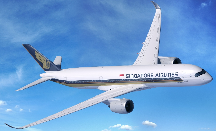 Singapore Airlines SIA A350-900_ULR_SIA