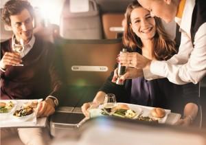 Lufthansa Business Class New Service