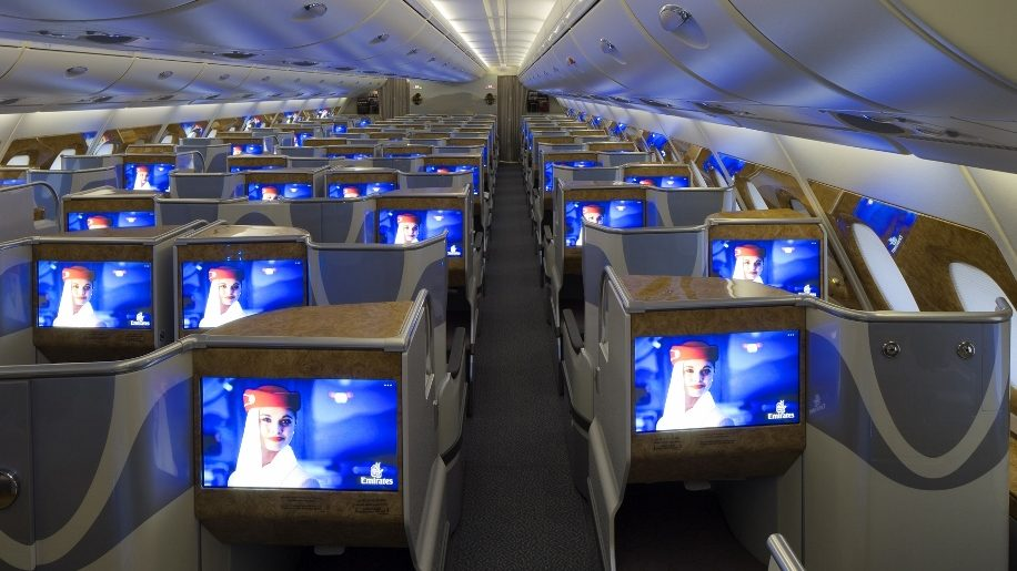 Flight review: Emirates A380-800 business class – Business ...