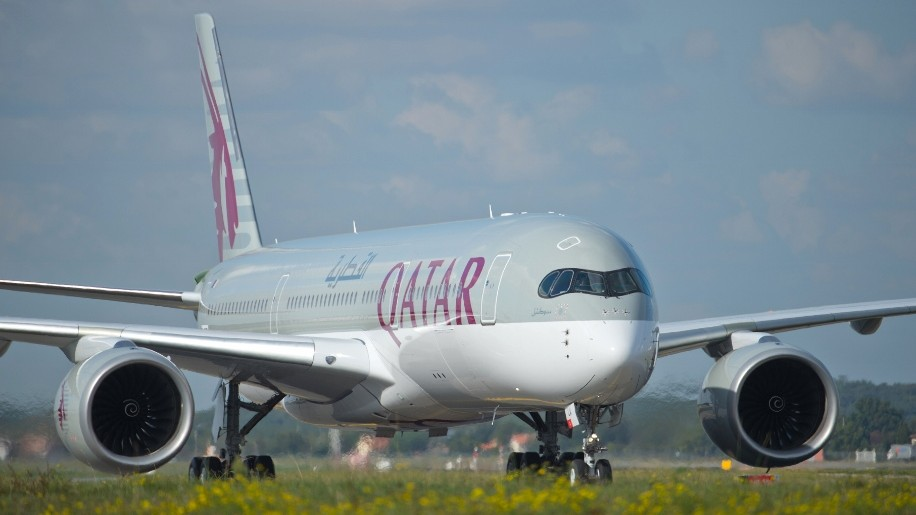 Qatar Airways A350XWB
