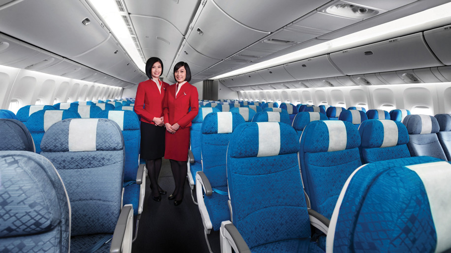 Cathay Pacific Poised For Ten Across B777 Economy Seating