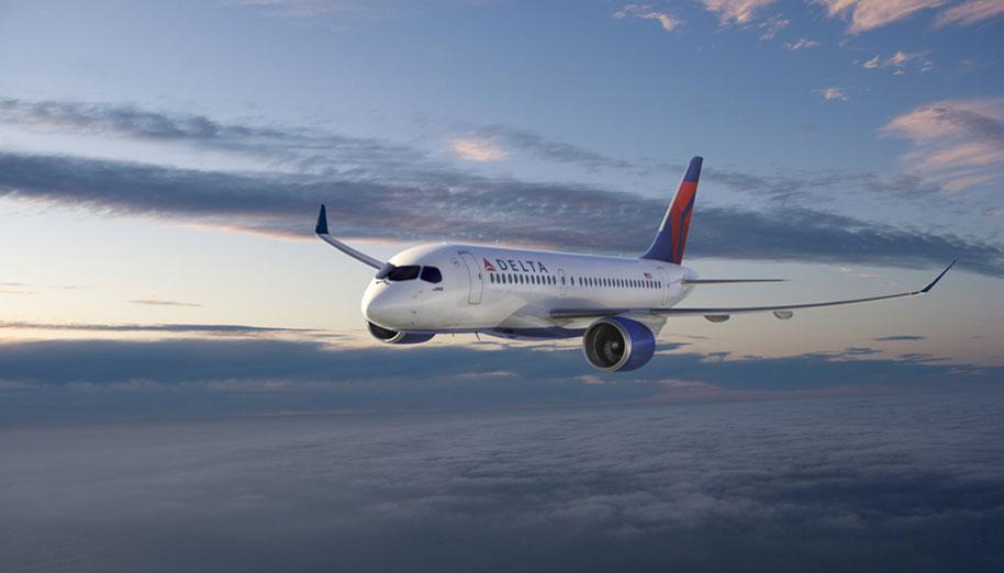 Delta-Bombardier