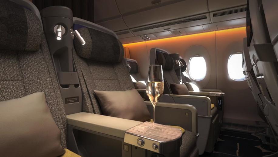 Flight review: China Airlines B777-300ER Premium Economy ...