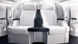 Air New Zealand space seat premium economy class