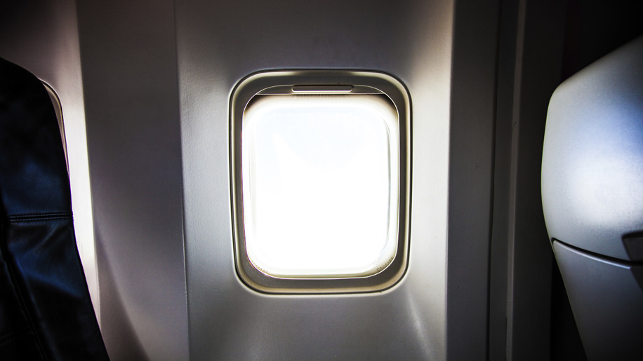 Aircraft window