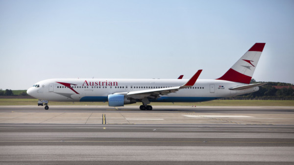 Austrian Airlines B767