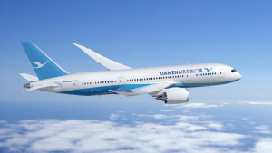 Xiamen Air Boing 787-8 Dreamliner