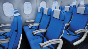 Xiamen Air Boing 787-8 Dreamliner Economy Class