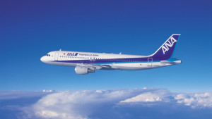 All Nippon Airways Airbus 320