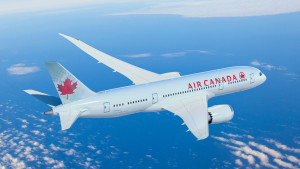 Air Canada Boeing 787-8 Dreamliner