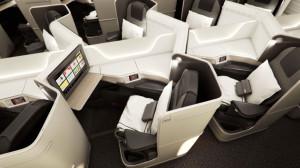Air Canada Boeing 787-8 Dreamliner Business Class