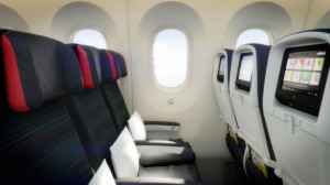 Air Canada Boeing 787-8 Dreamliner Economy Class