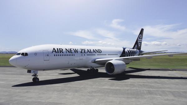 Air New Zealand B777-200ER