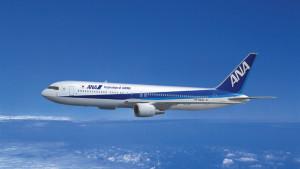 All Nippon Airways Boeing 767-300ER