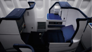 All Nippon Airways Boeing 777-300ER Business Class