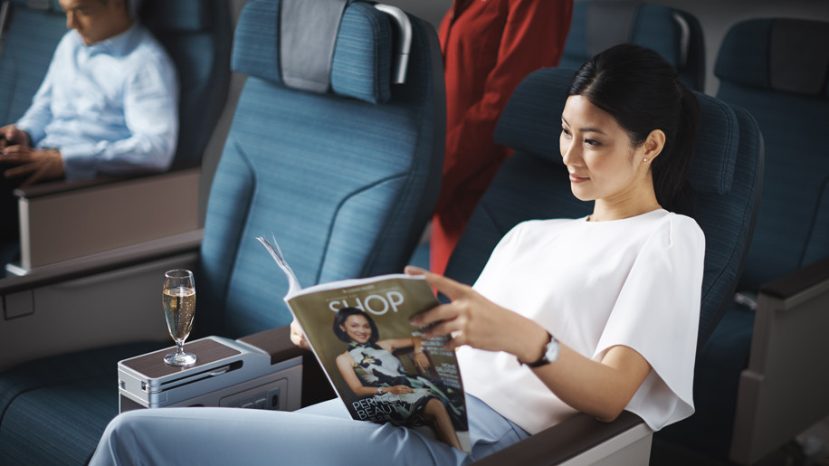 Cathay Pacific's Paris flights are going double daily this summer