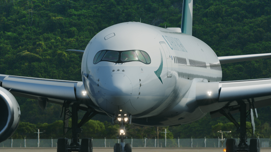 Cathay Pacific S Newark Service To Get A350 Business
