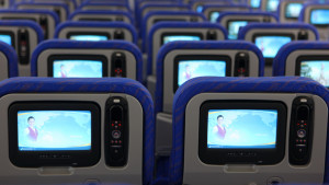 China Southern Airbus 380 Economy Class