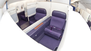 China Southern Airbus 380 First Class