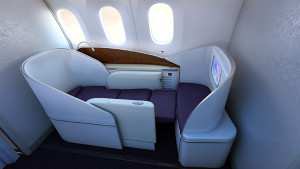 China Southern Boeing 787-8 First Class