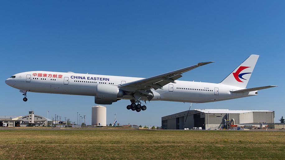 China Eastern Boeing 777-300ER
