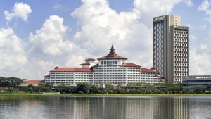 Sedona Hotel Yangon exterior