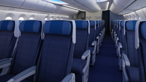 All Nippon Airways Boeing 777-300ER Economy Class