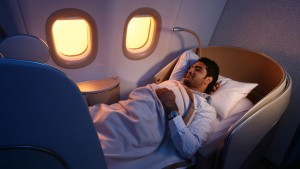 Etihad Diamond first class