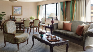 Langham Auckland Executive Suite