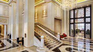 Lobby of Four Seasons Jakarta