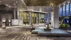 Four Seasons Jakarta entrance