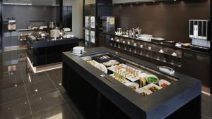 All Nippon Airways Suite Lounge at Haneda Airport