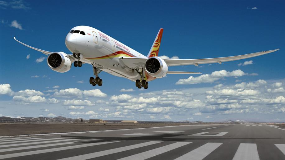 Hainan Airlines Boeing 787-8 Dreamliner