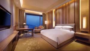Hyatt Regency Guiyang Club room