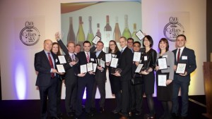 Cellars in the Sky WInners 2015