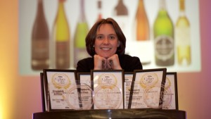 SIngapore Airlines Cellars in the Sky Awards