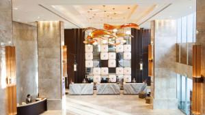 Sedona Hotel Yangon Inya Wing Lobby