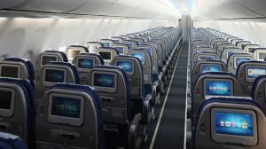 Korean Air B737-800 Economy Class
