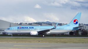 Korean Air Boeing 737-800